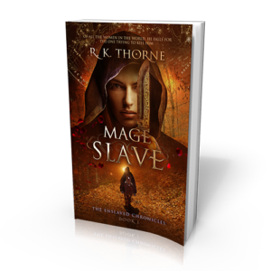 Mage Slave - 3D Cover