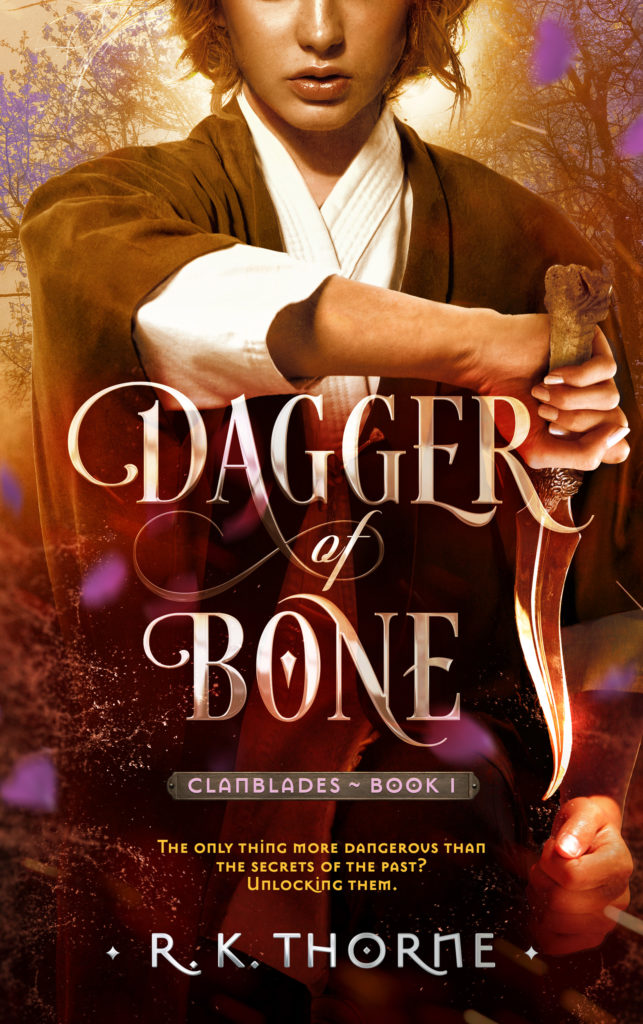 Dagger of Bone book cover reveal