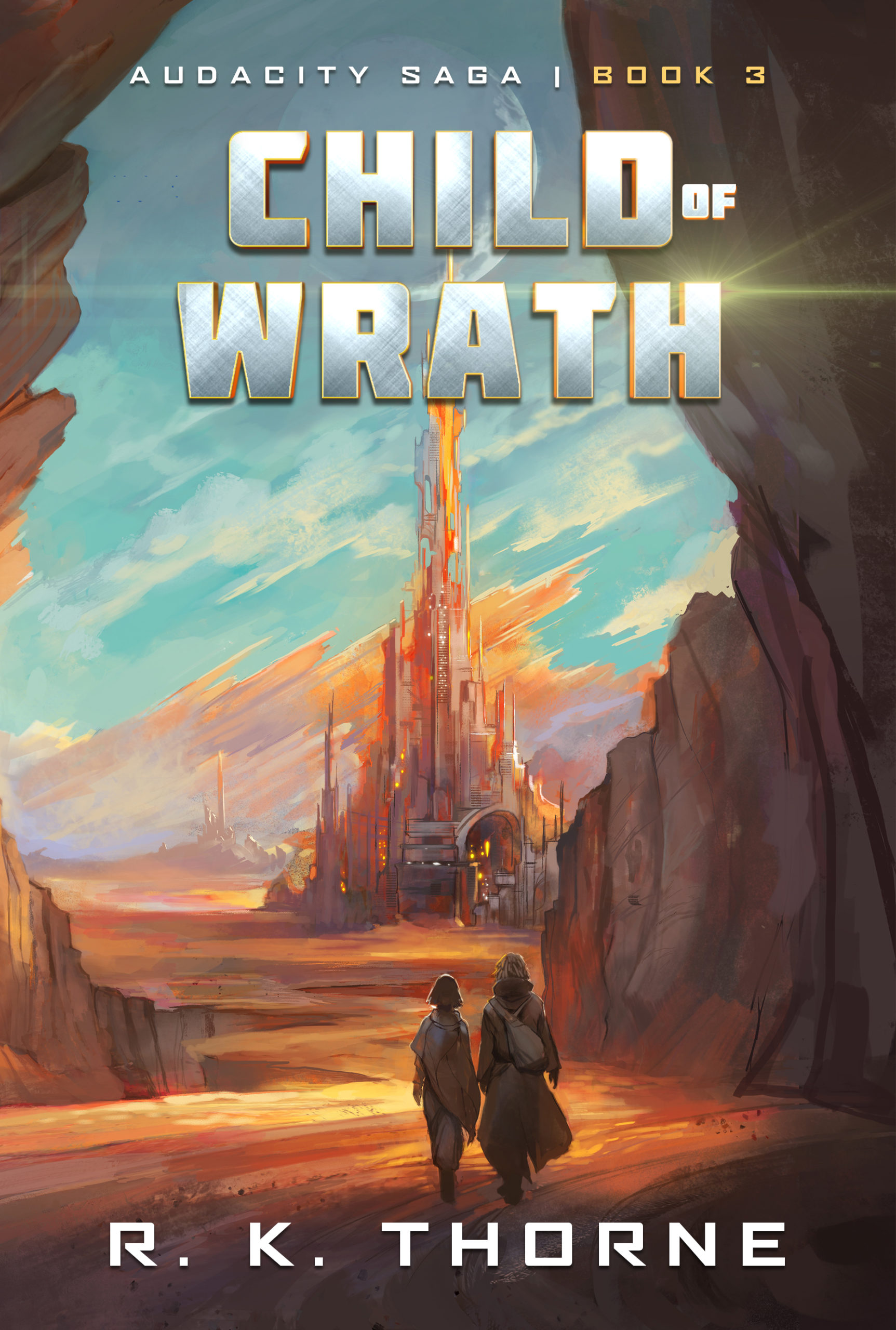Child of Wrath Cover