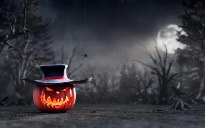 A Very Thorney Halloween